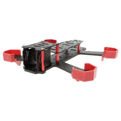 EMAX Nighthawk 200 Pure Carbon Fiber Quadcopter -  ARF VersionMulti Rotor Parts<br>EMAX Nighthawk 200 Pure Carbon Fiber Quadcopter -  ARF Version<br><br>Type: RC Simulators<br>Age: Above 10 years old<br>Built-in Gyro: No<br>Material: Carbon Fiber<br>Package Contents: 1 x Nighthawk 200 Frame Kit, 4 x Cooling Series MT2204 Motor ( 2CW + 2CCW ), 4 x Nano 12A ESC, 4 x 5030 Propeller ( 2CW + 2CCW ), 1 x Skyline32 Acro Flight Controller, 1 x Power Distribution Board, 1