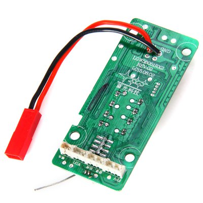 ФОТО Extra Spare Receiver Board for XK X250 X250 - A X250 - B RC Quadcopter X250 - 007