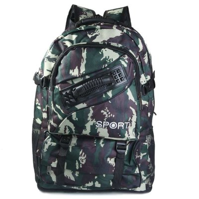 Outdoor Backpack Mountaineering Oxford Bag