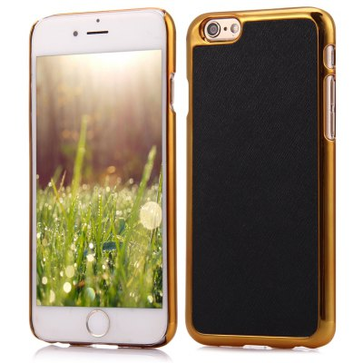 Chrome Plated Frame Hard Protector Case Cover for iPhone 6 6S