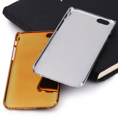 Фотография Chrome Plated Frame Hard Protector Case Cover for iPhone 6 6S
