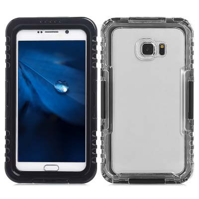 ФОТО Waterproof IP68 Case Cover for Samsung Galaxy Note 5 S6 Edge Plus