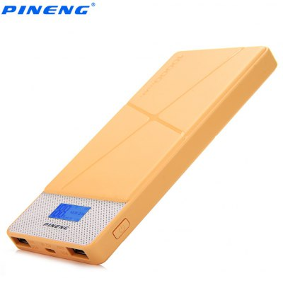 Original PINENG PNW - 983S Dual USB 10000mAh Power Bank