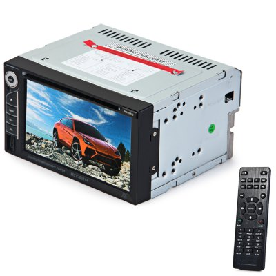 6.2 Inches Car Audio Video Multimedia Player