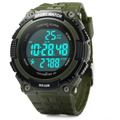 Skmei 1112 3D Pedometer Sports Watch