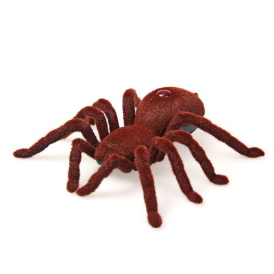 Infrared Remote Control Tarantula with Light Trick Toy