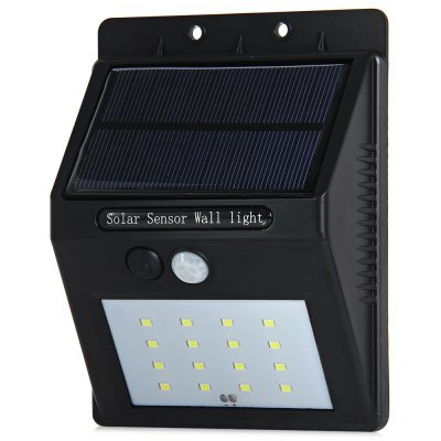 YY - 6163 Solar Motion Sensor Two-mode Light