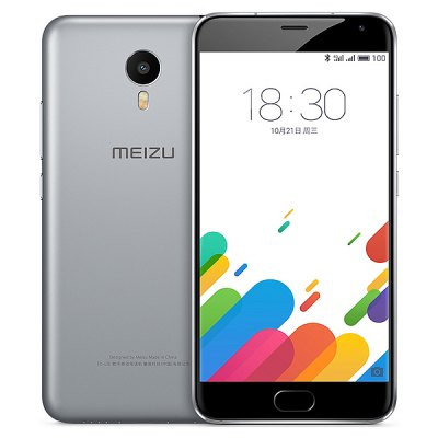 Meizu Metal 16GB ROM 4G Phablet - MEIZUCell Phones<br>Meizu Metal 16GB ROM 4G Phablet<br><br>Brand: MEIZU<br>Type: Phablet<br>OS: Flyme 5<br>Service Provide: Unlocked<br>Language: English, French, Spanish, German, Portuguese<br>SIM Card Slot: Dual SIM,Dual Standby<br>SIM Card Type: Dual Nano SIM<br>CPU: MTK Helio X10<br>Cores: 2.0GHz,Octa Core<br>GPU: PowerVR G6200<br>RAM: 2GB RAM<br>ROM: 16GB<br>External memory: TF card up to 128GB (not included)<br>Wireless Connectivity: GSM,WiFi,4G,3G,Bluetooth,GPS<br>WIFI: 802.11b/g/n/ac wireless internet<br>Network type: FDD-LTE+WCDMA+GSM<br>2G: GSM 900/1800/1900MHz<br>3G: WCDMA 900/1900/2100MHz<br>4G: FDD-LTE 1800/2100MHz<br>Screen type: Capacitive (10-Points),Corning Gorilla Glass<br>Screen size: 5.5 inch<br>Screen resolution: 1920 x 1080 (FHD)<br>Camera type: Dual cameras (one front one back)<br>Back camera: 13.0MP<br>Front camera: 5.0MP<br>Video recording: Yes<br>Aperture: f/2.2<br>Touch Focus: Yes<br>Auto Focus: Yes<br>Flashlight: Yes<br>Picture format: JPEG,GIF,PNG<br>Music format: AAC,MP3,WAV<br>Video format: 3GP,AVI,MP4<br>MS Office format: Word,Excel,PPT<br>E-book format: TXT,PDF<br>Live wallpaper support: Yes<br>I/O Interface: TF/Micro SD Card Slot,Micro USB Slot,3.5mm Audio Out Port<br>Sensor: Gesture Sensor,Gravity Sensor,Accelerometer,Ambient Light Sensor,Proximity Sensor,Three-axis Gyro<br>Google Play Store: Yes<br>Sound Recorder: Yes<br>Additional Features: Gravity Sensing,Light Sensing,Fingerprint Unlocking,Fingerprint recognition,MP4,3G,Wi-Fi,Bluetooth,GPS,Browser,Calendar<br>Battery Capacity (mAh): 3140mAh Built-in Battery<br>Battery Type: Lithium-ion Polymer Battery<br>Cell Phone: 1<br>Power Adapter: 1<br>USB Cable: 1<br>Product size: 15.070 x 7.530 x 0.820 cm / 5.933 x 2.965 x 0.323 inches<br>Package size: 18.000 x 12.000 x 7.000 cm / 7.087 x 4.724 x 2.756 inches<br>Product weight: 0.162 kg<br>Package weight: 0.500 kg