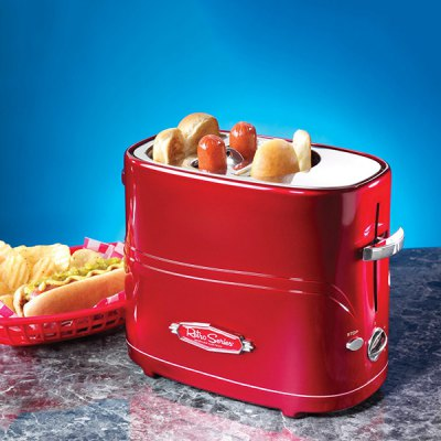 quality-hot-dog-toaster-breakfast-maker