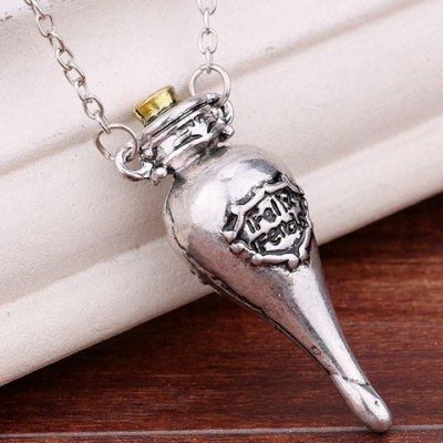 Fashionable Harry Potter Felixfelicis Necklace For Women