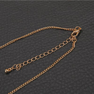 Фотография Delicate Cross Layered Necklace For Women