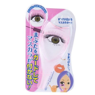 cosmetic-mascara-eyelash-baffle-comb-applicator-helper-guide-card-assist-tool