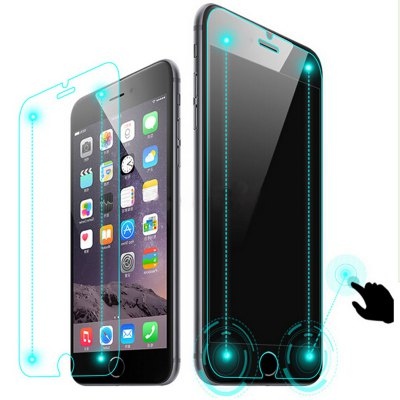 ASLING Smart Touch Tempered Glass Screen Film for iPhone 6 / 6S