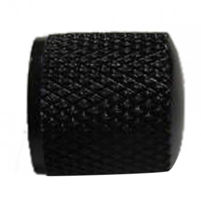 Domed Style Metal Push-on Guitar Volume Knobs