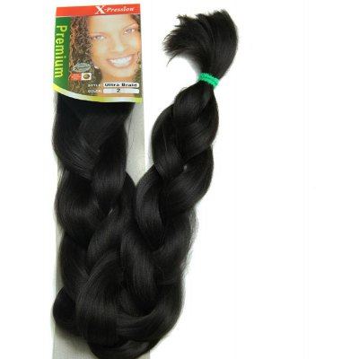 Extra Long Synthetic Big Braids Hair Extension