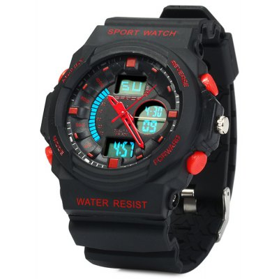 Sanda 241 Men LED Sports Watch