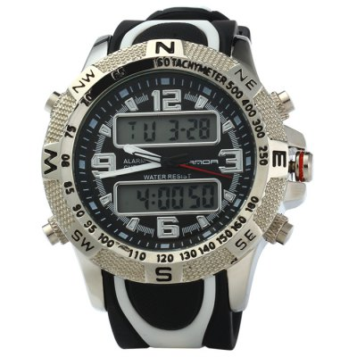 Sanda 703 LED Sports Watch for Men