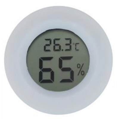 LCD Display 2 in 1 Thermometer Hygrometer