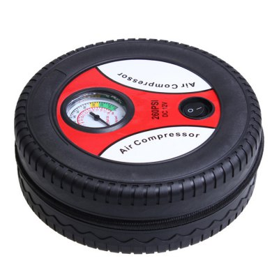 CQ-002 12V Electric Car Inflatable Pump