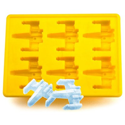 Stylish Star Wars X-Wing Mold Multi-Function Silicon Ice Cube Tray