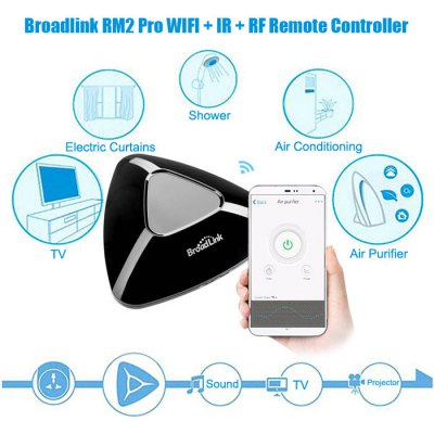 Broadlink RM pro Remote Controller