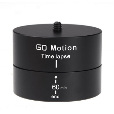 CP-GP01 360 Degree Rotation Time Lapse for GoPro / SJCAM / Xiaomi Yi / DSLR / Smartphone
