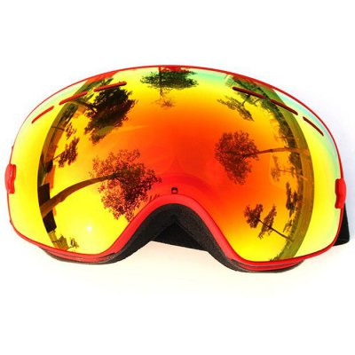 COPOZZ S31 Ski GogglesSki Goggles<br>COPOZZ S31 Ski Goggles<br><br>Brand: COPOZZ<br>Features: Anti-UV<br>Frame Color: Blue,Green,Red<br>Gender: Unisex<br>Lens Color: Blue,Yellow<br>Lens material: Polycarbonate<br>Package Content: 1 x Ski Goggles, 1 x Storage Bag<br>Package size: 20.00 x 15.00 x 11.00 cm / 7.87 x 5.91 x 4.33 inches<br>Package weight: 0.220 kg<br>Product size: 18.00 x 13.00 x 10.00 cm / 7.09 x 5.12 x 3.94 inches<br>Product weight: 0.180 kg