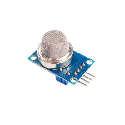 MQ-6 Liquefied Petroleum Gas Sensor ModuleSensors<br>MQ-6 Liquefied Petroleum Gas Sensor Module<br><br>Concentration Gradient: 0.6<br>Detection of Concentration: 300-10000ppm<br>Heating Resistor: 31±3 (indoor temperature)<br>Humidity: 65 ±5 percent RH<br>Load Resistance: Adjustable<br>Mainly Compatible with: Ardunio<br>Material: PCB<br>Output Voltage: DC 24V<br>Package Contents: 1 x Module<br>Package Size(L x W x H): 6 x 4 x 4 cm / 2.36 x 1.57 x 1.57 inches<br>Package weight: 0.085 kg<br>Preheat Time: More than 48 hours<br>Product Size(L x W x H): 3.5 x 2 x 2.2 cm / 1.38 x 0.79 x 0.86 inches<br>Product weight: 0.005 kg<br>Sensitive Part Surface Resistance: 2K-20K (in2000ppm C3H8)<br>Sensitivity: Rs(in air)/ Rs(1000ppm isobutane)5<br>Temperature: 20±2 degree celsius<br>Type: Sensor