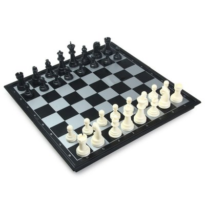 32Pcs VIICSC Magnetic Chess Set IQ Training Game SC. 5877 Fun Game