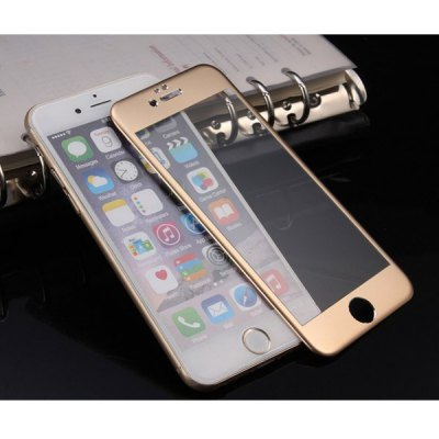 ENKAY 2.5D Arc Tempered Glass Film Protector for iPhone 6 / 6S benks magic kr pro 0 15mm 3d curved tempered glass screen protector for iphone 6s plus 6 plus full cover white
