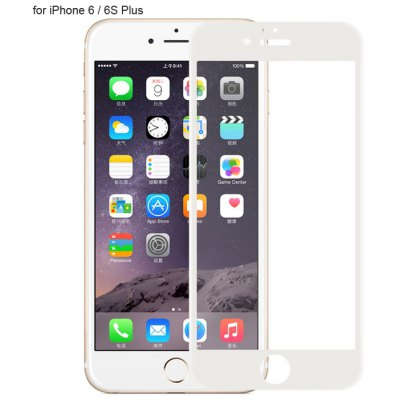 Angibabe Tempered Glass Screen Protector Film for iPhone 6 / 6S Plus