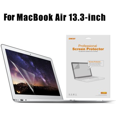 ENKAY Screen Protector for MacBook Air 13.3 inch PET Material Clear HD