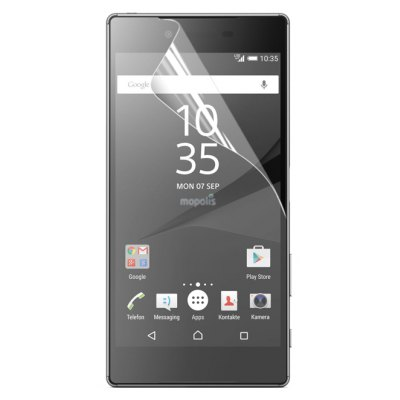 ENKAY Screen Protector for Sony Xperia Z5 Clear HD PET Material High Transparency