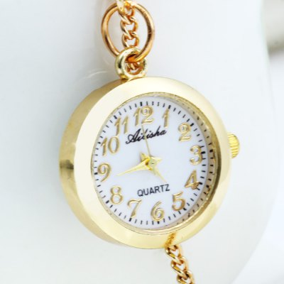 Ailisha Female Quartz Pendants Multilayer Chain Watch with BowknotWomens Watches<br>Ailisha Female Quartz Pendants Multilayer Chain Watch with Bowknot<br><br>Available Color: White + Black, Orange + Blue, Red + Black<br>Band material: Steel<br>Brand: Ailisha<br>Case material: Steel<br>Display type: Analog<br>Movement type: Quartz watch<br>Package Contents: 1 x Ailisha Watch<br>Package size (L x W x H): 9 x 9 x 4.5 cm / 3.54 x 3.54 x 1.77 inches<br>Package weight: 0.122 kg<br>Product size (L x W x H): 8 x 8 x 3.5 cm / 3.14 x 3.14 x 1.38 inches<br>Product weight: 0.072 kg<br>Shape of the dial: Round<br>Style: Fashion&amp;Casual, Bracelet<br>The band width: 3.5 cm / 1.38 inches<br>The dial diameter: 2.2 cm / 0.87 inches<br>The dial thickness: 0.5 cm / 0.2 inches<br>Watches categories: Female table