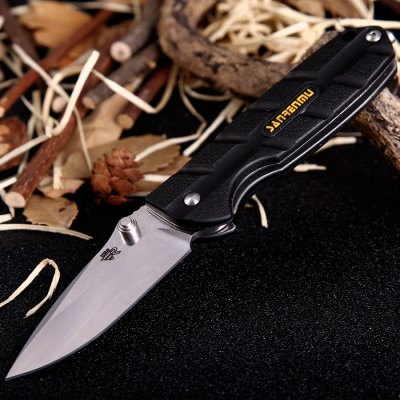 Sanrenmu 7092 LUX-PH Liner Lock Folding Knife