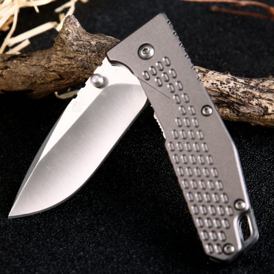 Sanrenmu 7063 LUC-LK Liner Lock Folding KnifePocket Knives and Folding Knives<br>Sanrenmu 7063 LUC-LK Liner Lock Folding Knife<br><br>Blade Edge Type: Fine<br>Blade Length: 6.8cm<br>Blade Length Range: 5cm-10cm<br>Blade Material: 8Cr13MoV Stainless Steel<br>Blade Width : 2.4cm<br>Brand: Sanrenmu<br>Clip Length: 5cm<br>Color: Blue,Orange<br>For: Adventure, Home use, Travel, Mountaineering, Hiking, Camping<br>Handle Material: Dual Anodized Gray Aluminum<br>Lock Type: Liner Lock<br>Model Number: 7063 LUC-LK<br>Package Contents: 1 x Sanrenmu 7063 LUC-LK Folding Knife<br>Package size (L x W x H): 14.3 x 6.5 x 1.7 cm / 5.62 x 2.55 x 0.67 inches<br>Package weight: 0.110 kg<br>Product size (L x W x H): 9.2 x 3.0 x 1.6 cm / 3.62 x 1.18 x 0.63 inches<br>Product weight: 0.076 kg<br>Unfold Length: 15.8cm<br>Weight Range: 51g-100g