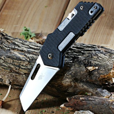 Sanrenmu 7042 LTC-GH-T2 Foldable Knife