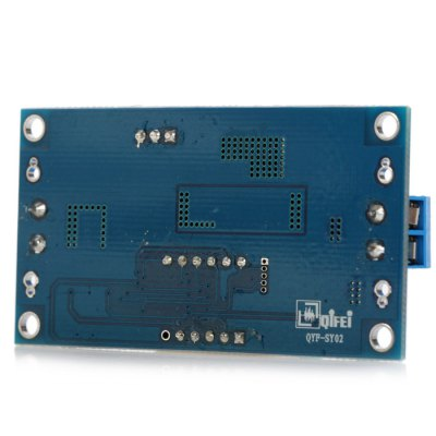 DC to DC Step-up ModuleOther Accessories<br>DC to DC Step-up Module<br><br>Package Contents: 1 x DC to DC Step-up Module<br>Package Size(L x W x H): 10.2 x 5.9 x 2.1 cm / 4.01 x 2.32 x 0.83 inches<br>Package weight: 0.073 kg<br>Product Size(L x W x H): 6.6 x 3.5 x 1.1 cm / 2.59 x 1.38 x 0.43 inches<br>Product weight: 0.022 kg<br>Type: DC to DC Step-up Module