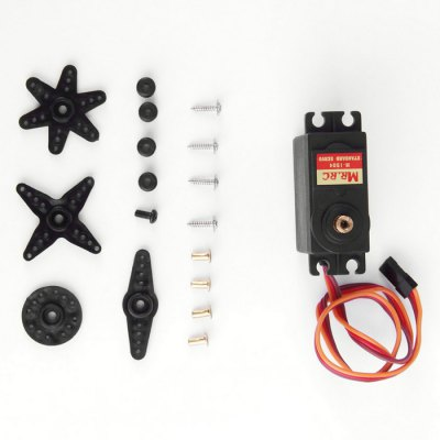 Spare MR. RC M - 1504 Servo for RC Fixed-wing Aeroplane Helicopter