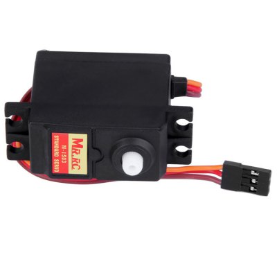 Spare MR. RC M - 1503 Servo for Remote Control Helicopter Car BoatMulti Rotor Parts<br>Spare MR. RC M - 1503 Servo for Remote Control Helicopter Car Boat<br><br>Package Contents: 1 x Servo, 4 x Accessory, 1 x Screw Set<br>Package size (L x W x H): 7 x 5 x 6 cm / 2.75 x 1.97 x 2.36 inches<br>Package weight: 0.1 kg<br>Product size (L x W x H): 6 x 4 x 5 cm / 2.36 x 1.57 x 1.97 inches<br>Type: Servo