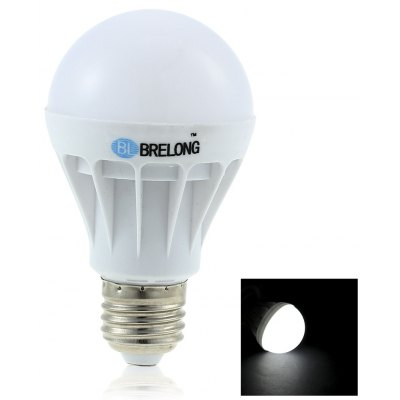 Brelong 600LM E27 7W SMD 5630 LED Light Bulb