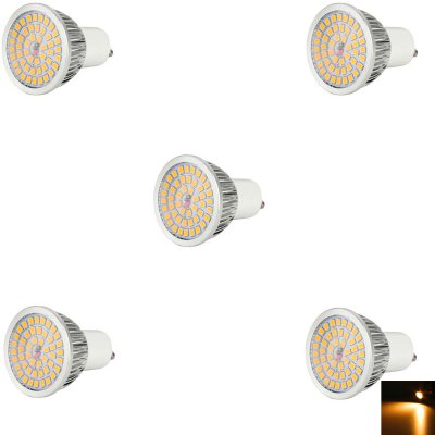 5 x 7W GU10 SMD 2835 840LM LED Corn Lamp Spot Light