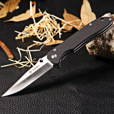 Ganzo G7142 Liner Lock Folding KnifePocket Knives and Folding Knives<br>Ganzo G7142 Liner Lock Folding Knife<br><br>Blade Edge Type: Fine<br>Blade Length: 8.8 cm<br>Blade Length Range: 5cm-10cm<br>Blade Material: 4116 Stainless Steel<br>Blade Width : 2.1 cm<br>Brand: GANZO<br>Clip Length: 5.3 cm<br>Color: Black<br>For: Mountaineering, Collecting, Travel, Home use, Adventure, Hiking, Camping<br>Lock Type: Liner Lock<br>Model Number: G7142<br>Package Contents: 1 x Ganzo G7142 Folding Knife<br>Package size (L x W x H): 14.50 x 6.00 x 4.30 cm / 5.71 x 2.36 x 1.69 inches<br>Package weight: 0.170 KG<br>Product size (L x W x H): 11.50 x 2.90 x 1.70 cm / 4.53 x 1.14 x 0.67 inches<br>Product weight: 0.107KG<br>Unfold Length: 20.1 cm<br>Weight Range: 101g-200g