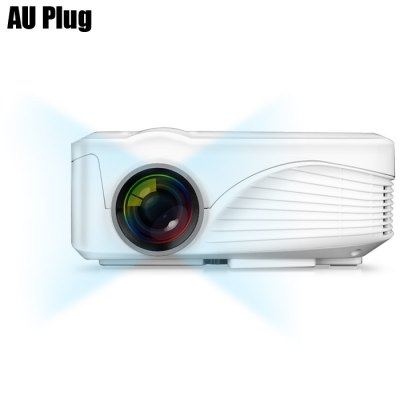 X9 LCD ProjectorProjectors<br>X9 LCD Projector<br><br>Brightness: 1000LM<br>Color: Black,White<br>Contrast Ratio: 1000:1<br>Display type: LCD<br>Image Scale: 4:3,16:9<br>Image Size: 34-130 inch<br>Interface: Audio Out Port, VGA, AV, USB, HDMI, TF Card Slot<br>Lamp: LED<br>Lamp Life: 20000 hours<br>Model: X9<br>Native Resolution: 800 x 480<br>Package Contents: 1 x X9 LCD Projector, 1 x AV Cable, 1 x Power Cable, 1 x Remote Control<br>Package size (L x W x H): 24 x 20.5 x 11.5 cm / 9.43 x 8.06 x 4.52 inches<br>Package weight: 1.30 kg<br>Power Supply: 100-240V<br>Product size (L x W x H): 20 x 15 x 7.5 cm / 7.86 x 5.90 x 2.95 inches<br>Product weight: 0.900 kg