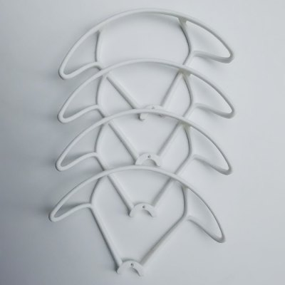 Propeller Protector for Mould King 33041 33041A Quadcopter 4Pcs / SetRC Quadcopter Parts<br>Propeller Protector for Mould King 33041 33041A Quadcopter 4Pcs / Set<br><br>Brand: Mould King<br>Package Contents: 4 x Propeller Protector<br>Package size (L x W x H): 8.00 x 6.00 x 3.00 cm / 3.15 x 2.36 x 1.18 inches<br>Package weight: 0.026 kg<br>Type: Propeller Protector
