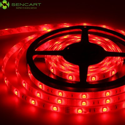 SENCART 5M 60 SMD 2835 / M Waterproof Flexible LED Ribbon Light Strip