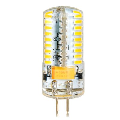 6pcs 7W G4 SMD 3014 630Lm Dimming LED Corn LightLED Bi-pin Lights<br>6pcs 7W G4 SMD 3014 630Lm Dimming LED Corn Light<br><br>Available Light Color: White,Warm White<br>CCT/Wavelength: 6000-6500K,2800-3200K<br>Emitter Types: SMD 3014<br>Features: Long Life Expectancy, Dimmable, Low Power Consumption<br>Function: Commercial Lighting, Studio and Exhibition Lighting, Home Lighting<br>Holder: G4<br>Lifespan: 30000h<br>Luminous Flux: 630Lm<br>Output Power: 7W<br>Package Contents: 6 x LED Corn Light<br>Package size (L x W x H): 6.5 x 2.8 x 2.8 cm / 2.55 x 1.10 x 1.10 inches<br>Package weight: 0.098 kg<br>Product size (L x W x H): 4 x 1.6 x 1.6 cm / 1.57 x 0.63 x 0.63 inches<br>Product weight: 0.007 kg<br>Sheathing Material: Silicone<br>Total Emitters: 72<br>Type: Corn Bulbs<br>Voltage (V): AC/DC 12-24V