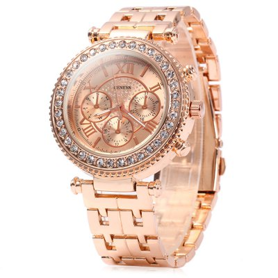 Geneva Ladies Quartz Watch
