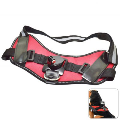 CP-GP365 360 Degree Rotate Dog Harness Mounting Strap