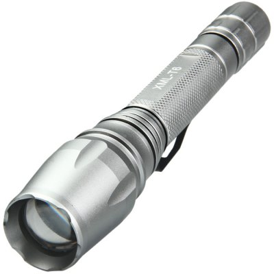 DECAKER T6 CREE XML T6 800LM Zooming LED Flashlight